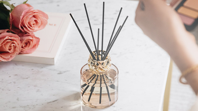 Parfumverspreider Senso met Fleurs de Musc