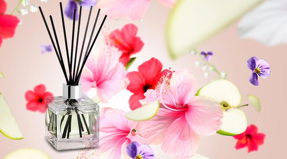 Parfumverspreider Amour d'Hibiscus