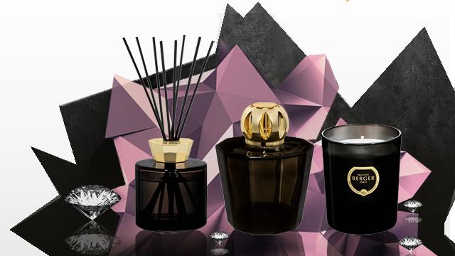 Collectie Black Crystal