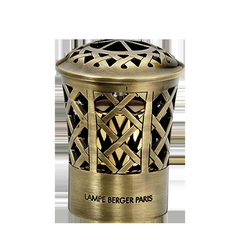 Luxe metalen sierdop
