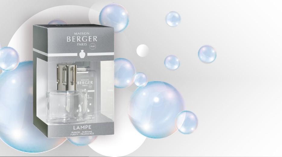 Lampe Berger Giftset Pure